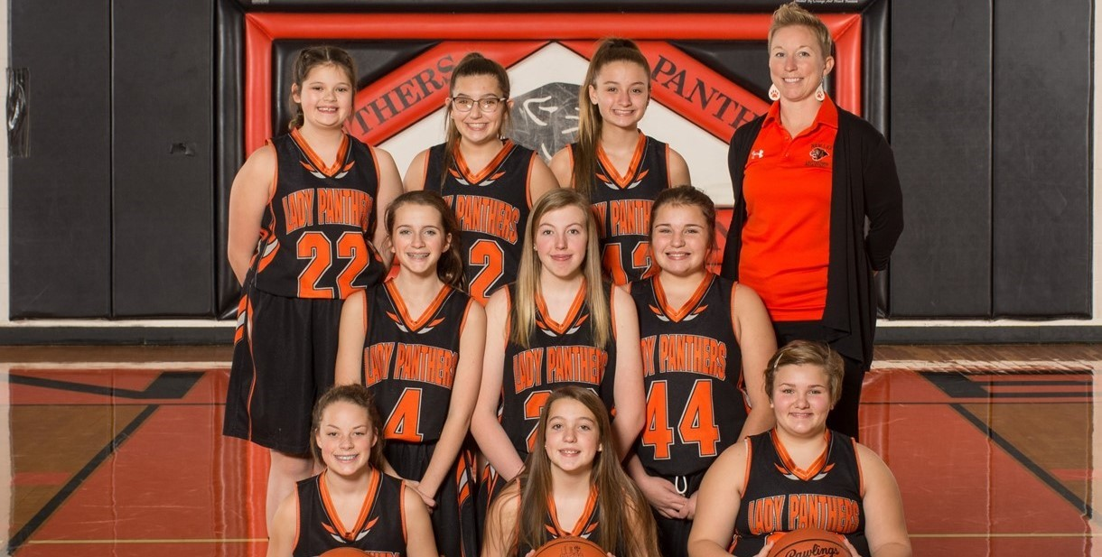 7th Grade Girls B-Ball