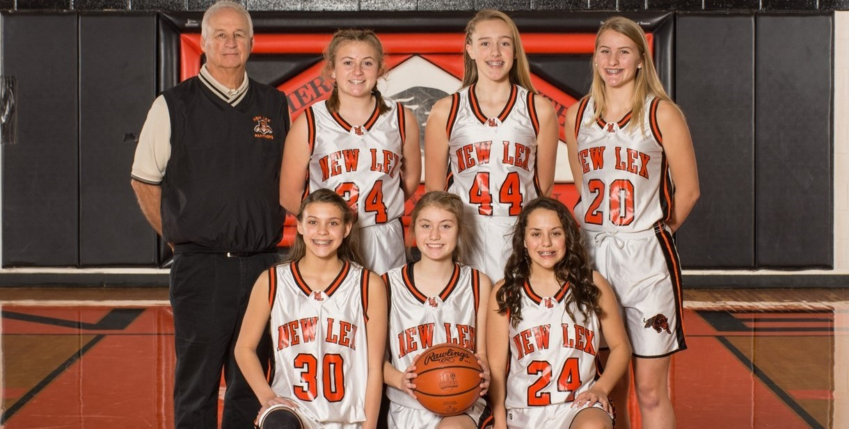 8th Grade Girls B-Ball