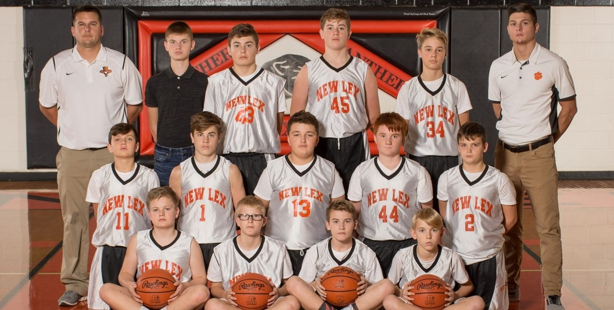 7th Grade Boys B-Ball