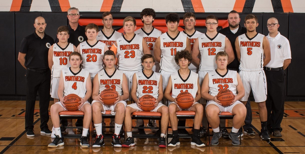 JV Boys B-Ball
