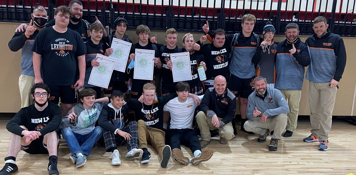 2020-21 Sectional Champions