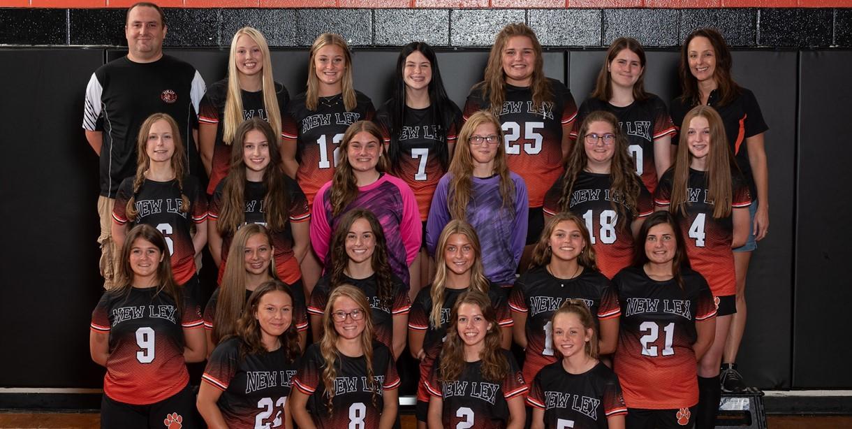 2021 Varsity Girls Soccer