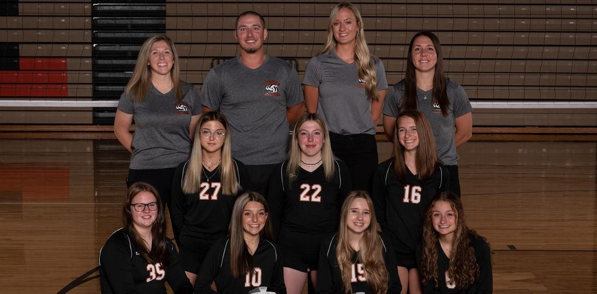 2021 9th Grade Volleyball